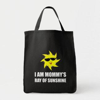 Sol de Mommys Bolsa Tela Para La Compra