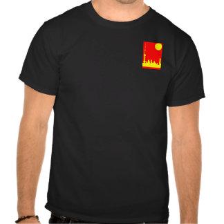 Sol de Shangai Camiseta