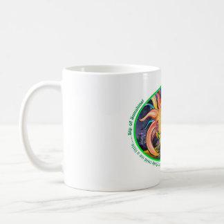 Sol de Sippin Tazas De Café