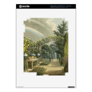 Sol después de la lluvia, de 'fragmentos en la teo pegatinas skins para iPad 3