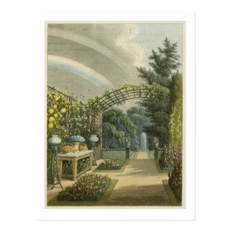Sol después de la lluvia, de 'fragmentos en la teo tarjeta postal
