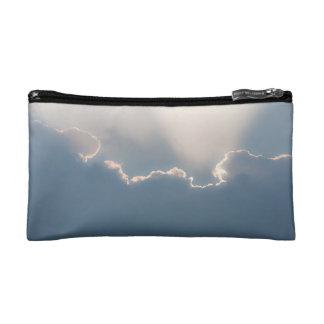Sol detrás de las nubes
