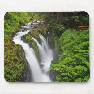 Sol Duc Falls in Olympic National Park in Mouse Pad