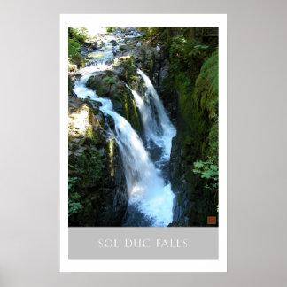 Sol Duc Falls-Print
