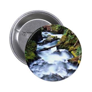 Sol Duc River Washington U S A Pinback Buttons