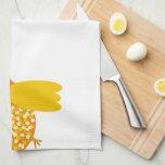Sol el búho adorable toallas de mano