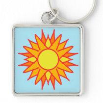 sol , el sol key chain