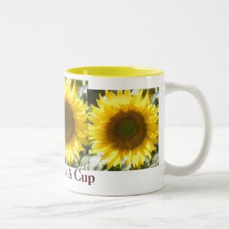 Sol en taza de una taza