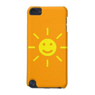 Sol feliz funda para iPod touch 5G