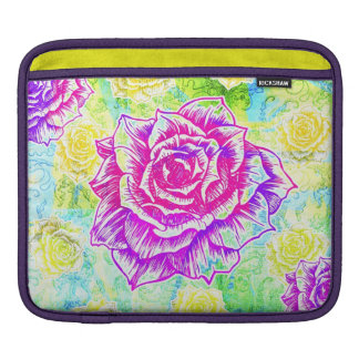 Sol floral 311 mangas de iPad