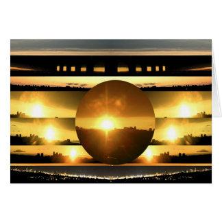 SOL - fuente de energía vital Felicitacion