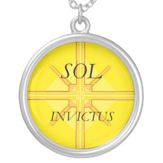 Sol Invictus Necklace