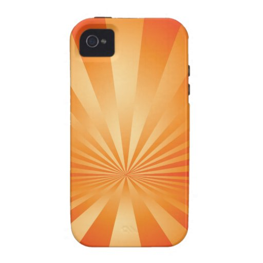 Sol iPhone 4/4S Carcasa