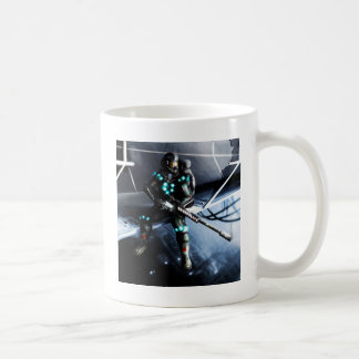 Sol - Jovian Sniper on the Overpass Coffee Mug
