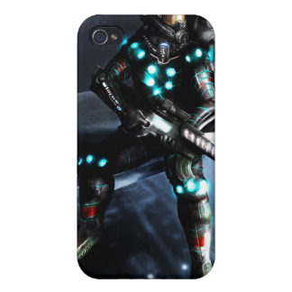 Sol - Jovian Sniper on the Overpass iPhone 4/4S Cover