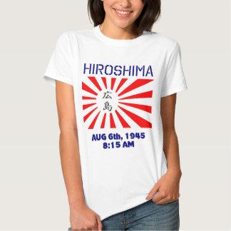 Sol naciente de Hiroshima Polera