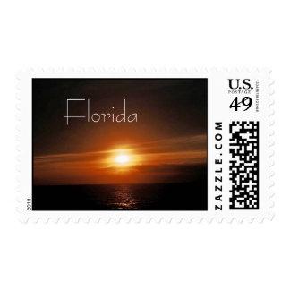 Sol naciente -- La Florida Sello Postal