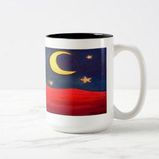 Sol, nappish coffee mug