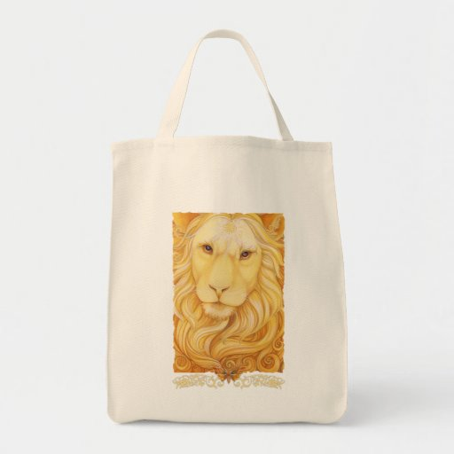 Sol Organic Grocery Tote Canvas Bags
