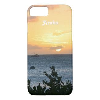 Sol poniente de Aruba Funda iPhone 7