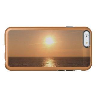 Sol poniente funda para iPhone 6 plus incipio feather shine