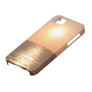 Sol poniente funda para iPhone SE/5/5s