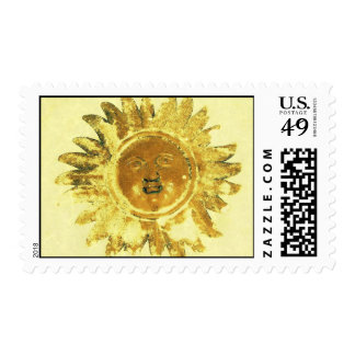 Sol Postage Stamps