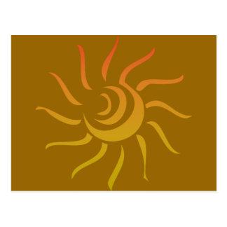 sol-rayos postal