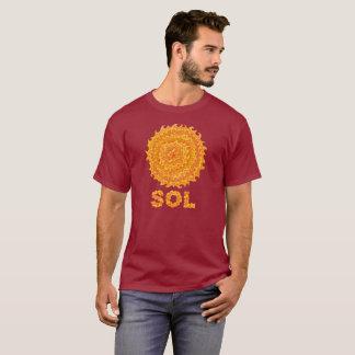 Sol The Sun Science Fun Space Theme T-Shirt