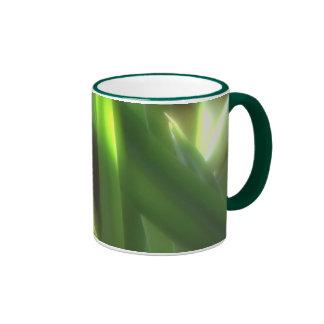 Sol verde taza