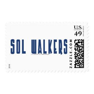 Sol Walkers - Platinum Studios Postage