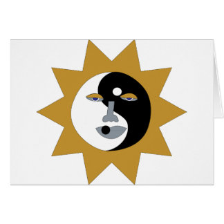 sol ying de yang felicitacion