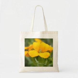 Sola floración - Wallflower Bolsa De Mano