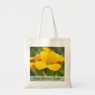 Sola floración - Wallflower Bolsa Lienzo