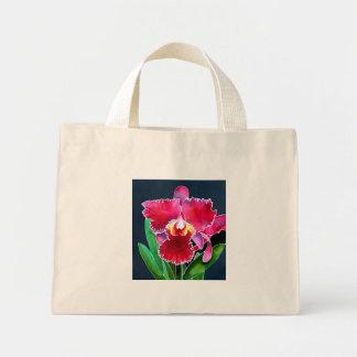 Sola orquídea rosada bolsas