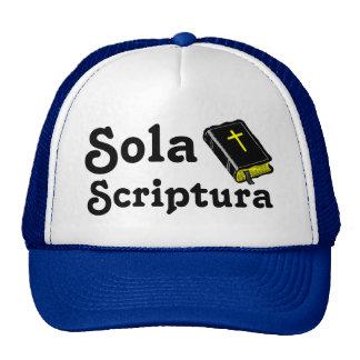 Sola Scriptura Mesh Hat