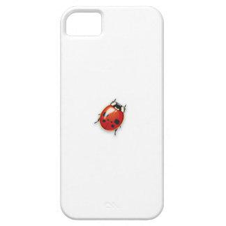 Sola señora Bug iPhone 5 Case-Mate Carcasa