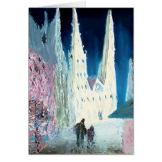 Solace Christmas Card at Zazzle
