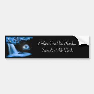 Solace in the Dark Car Bumper Sticker