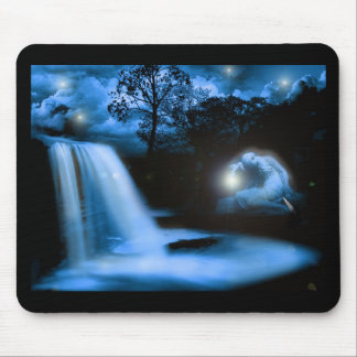 Solace in the Dark Mouse Pad
