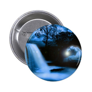 Solace in the Dark Pinback Button