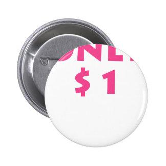 Solamente $1 pins