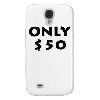 Solamente $50 funda para galaxy s4