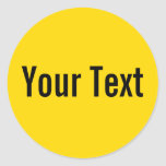 SOLAMENTE amarillo del COLOR el | + su texto