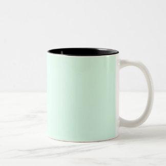 Solamente backgrou en colores pastel bonito del taza dos tonos