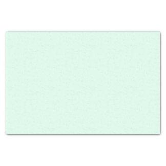 Solamente color sólido bonito OSCB12 de la verde Papel De Seda Pequeño