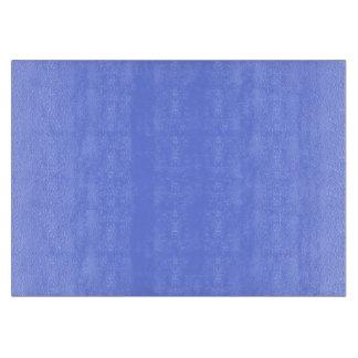 Solamente color sólido elegante azul OSCB32 del Tablas Para Cortar