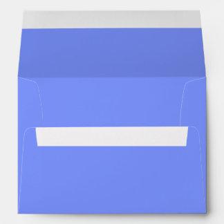 Solamente color sólido fresco azul OSCB32 del Sobre