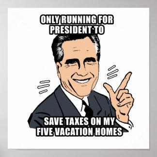 solamente corriendo para que presidente ahorre los impresiones