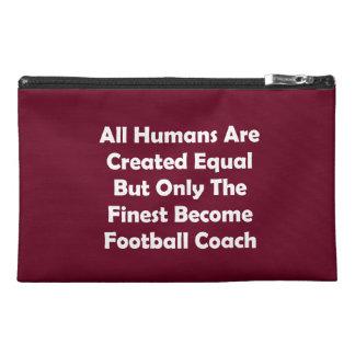 Solamente el entrenador de fútbol convertido más